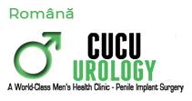 logo grafico studio Cucu Urology, Romania